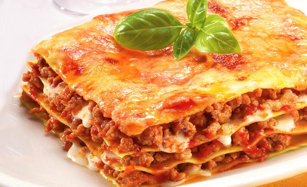 Рецепты лазаньи классической