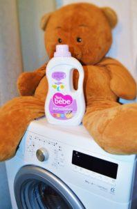 Detergent lichid hipoalergenic TeoBebe