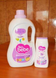 Detergent si sampon Teo Bebe