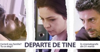 Departe de tine film - Far from here movie