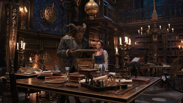 Frumoasa si Bestia (Beauty and The Beast) 2017