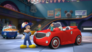 Mickey si Pilotii de Curse, Disney Junior, desene animate pentru copii