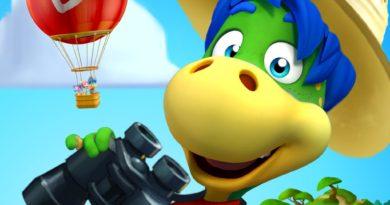 Aventurile lui Dino - desene animate online