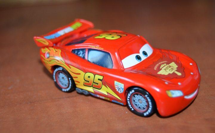 Cars3 - Fulger McQueen
