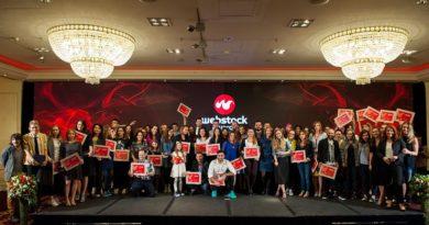 Conferinta si gala Webstock 2017