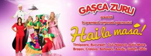 "Gasca Zurli - turneul ""Hai la masa"""