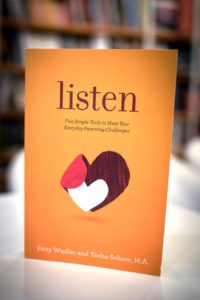 Listen - Tosha Schore