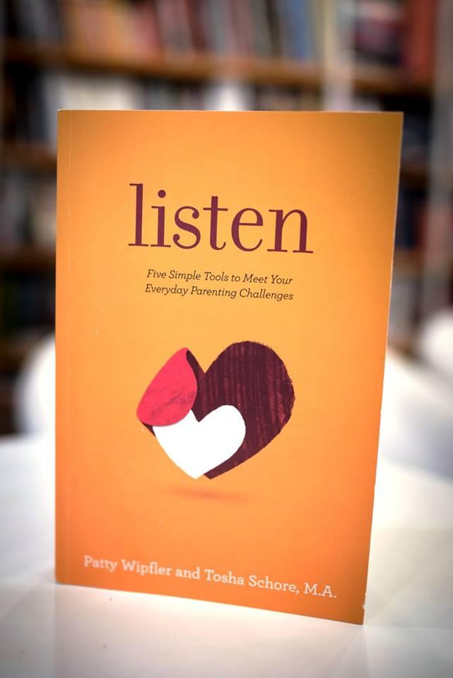 Listen - Tosha Schore, Patty Wipfler