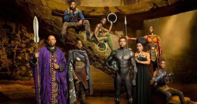 Va Propun O Evadare La Cinema – The Black Panther / Pantera Neagra