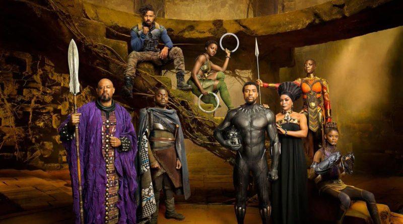 Pantera Neagra film - Black Panther