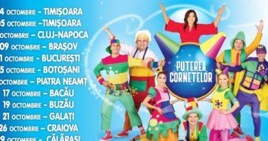 Gasca Zurli, Spectacol In Premiera – Puterea Cornetelor