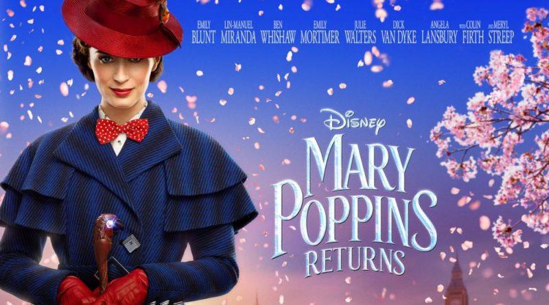 Mary Poppins Revine - cinema