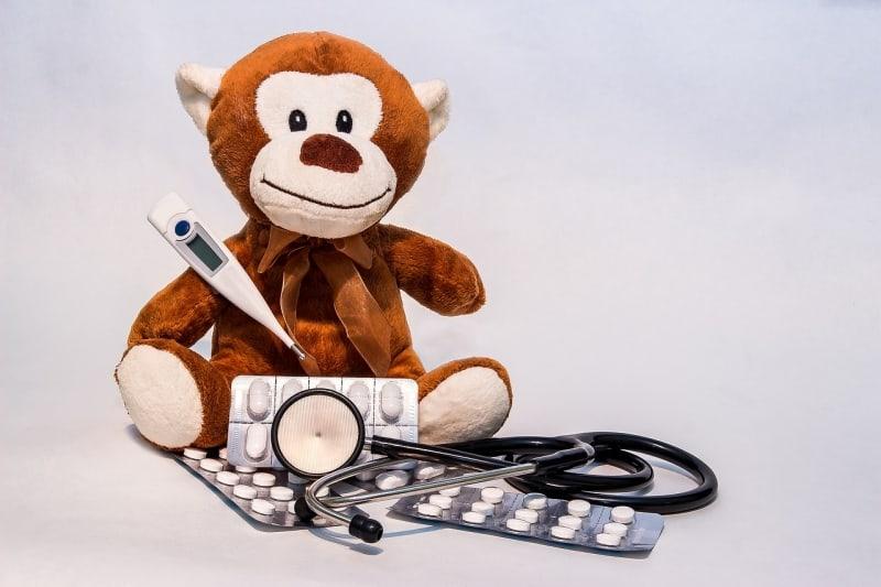 Scarlatina la copii - cauze, tratament