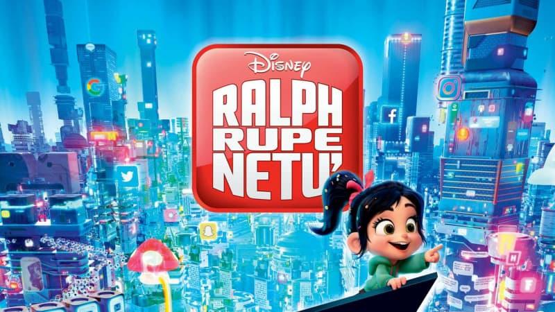 Ralph rupe netu' film