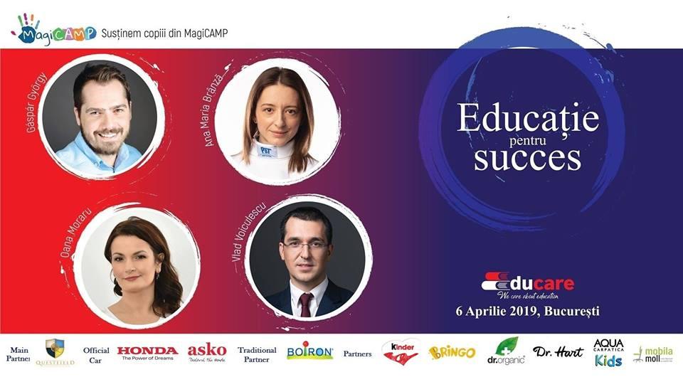 Educatie pentru succes