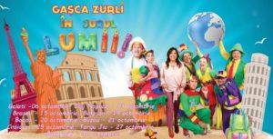 Concert Gasca Zurli - In Jurul Lumii
