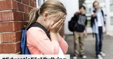 Bullying-ul Interzis Prin Lege