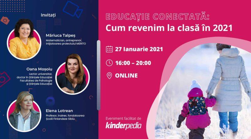 Kinderpedia - Eveniment Revenirea la clasa