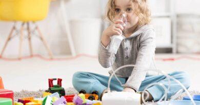 Cum prevenim afecțiunile respiratorii la copii cu ajutorul aerosolilor de sare